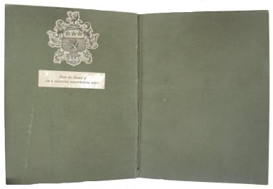 Inside front cover, STC 6835.