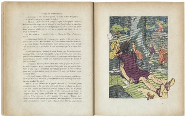 [Tales. French. 1927] Les contes de Shakespeare ... / Illustrations de Henry Morin ; Traduction et preface de Te´odor de Wyzewa.