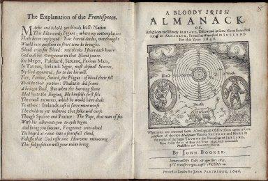 A bloody Irish almanack