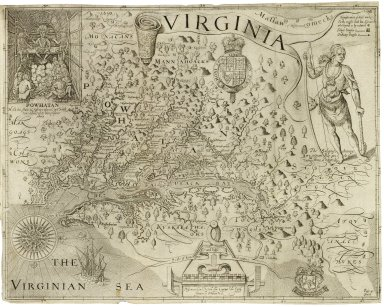 The generall historie of Virginia ...