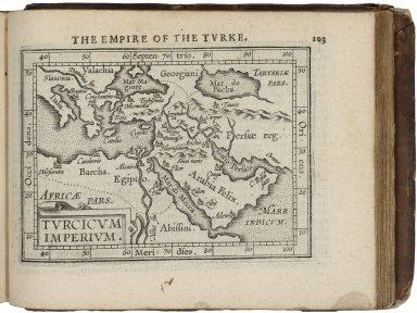 [Theatrum orbis terrarum. English. Abridgement]