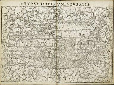Cosmographiae uniuersalis lib. VI. ...