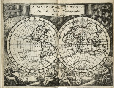 Atlas minimus or A book of geography…