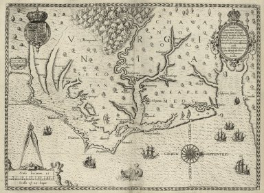 A briefe and true report of the new found land of Virginia…
