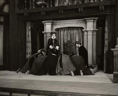 Julius Caesar in the Folger Theatre