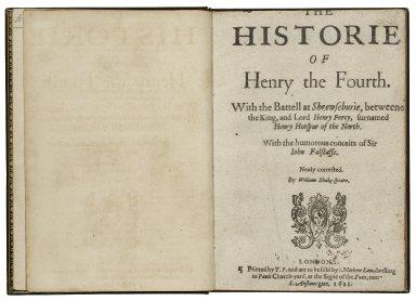 [King Henry IV. Part 1]