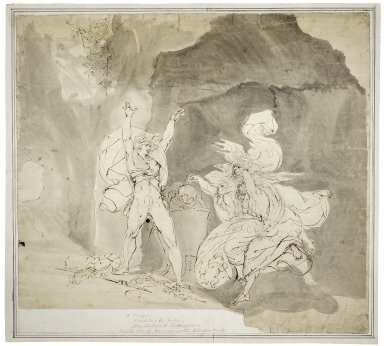 [Macbeth and the witches] [graphic] / [Henry Fuseli].