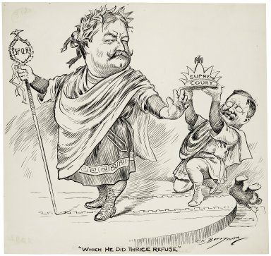 [Political caricatures inspired by Shakespeare] [graphic] / [Clifford Kennedy Berryman].