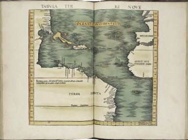 Geographie, opus novissima