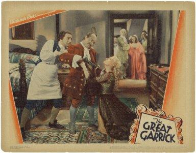 [Film, Lobby Card] The Great Garrick