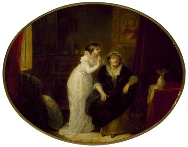 Juliet and the Nurse
