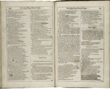 Mr. VVilliam Shakespeares comedies, histories, and tragedies.