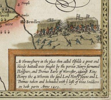 [Theatre of the Empire of Great Britaine. Latin] Theatrum imperii Magnæ Britanniæ...