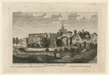 St. Edmunds Bury, King John, act V, scene II [graphic] / Sparrow, sc.