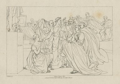 Julius Caesar [graphic] / F. Howard.