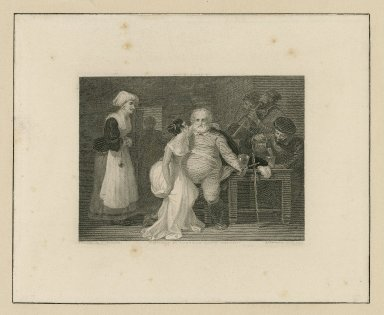 [King Henry IV, part 2], act II, scene iv [graphic] / Smirke, R.A., pinxit. ; Raimbach, sculpsit.