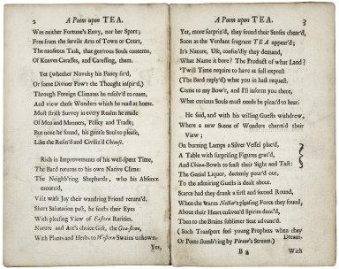 [Panacea. 1702] A poem upon tea...