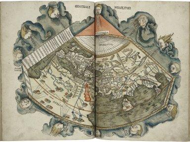 Geographia. Latin