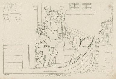 Merchant of Venice [graphic] / F. Howard.