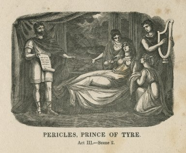Pericles, Prince of Tyre, act III, scene 2 [graphic].