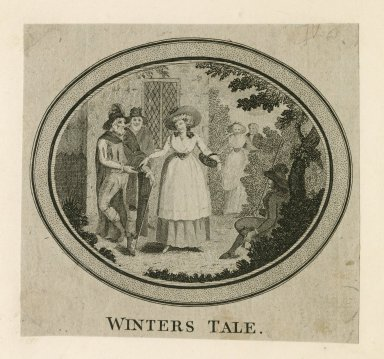 Winter's tale, [act IV, scene IV] [graphic].