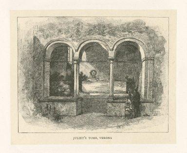 Juliet's tomb, Verona [graphic] / Goater.