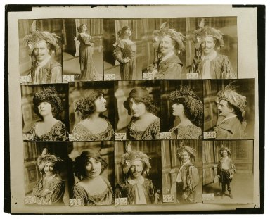 [Julia Marlowe and E.H. Sothern in various Shakespearean roles] [graphic] / White Studios.