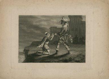 [King Henry VI, pt.3, act 1, scene 3] [graphic].