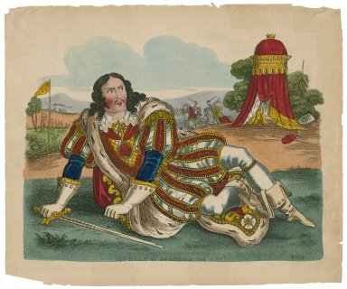 Mr. Kean as Richard the 3rd [in Shakespeare's King Richard III] [graphic].