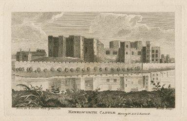 Kenelworth Castle, Henry V, act I, scene I [graphic] / Hollar [pinxt] ; Birrell, sc.