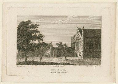 Ely House [graphic] : Richard II, act II, scene 1 / Capt. Grosse, del. ; Medland, sculp.