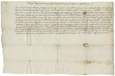 Petitions from Edward Bramall to Gilbert Talbot, Earl of Shrewsbury