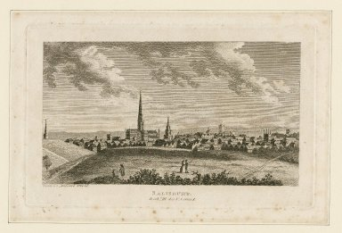 Salisbury: Richd. III, act V, scene I: from an ancient print [graphic].
