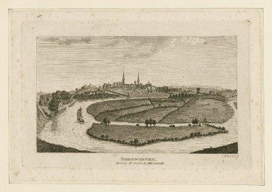 Shrewsbury, Henry IV, part I, act IIII [sic], scene III [graphic] / Sparrow, sc.