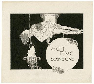 Hamlet [a set of 121 original drawings] [graphic] / John Austen.