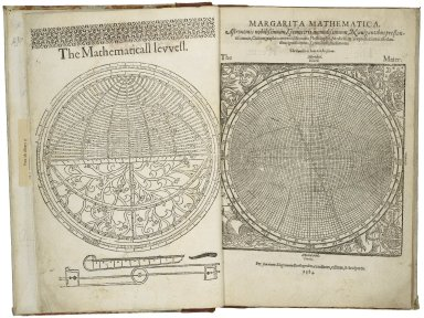 The mathematical ievvel, shewing the making, and most excellent vse of a singuler instrument so called ...