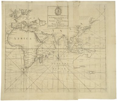 Atlas maritimus & commercialis; or, a general view of the world, so far as relates to trade and navigation: ...