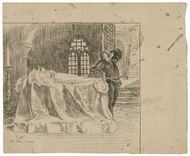 "[Shakespeare's Romeo and Juliet, V, 3] ""The final scene"" [graphic] / [Frederick Pegram]."