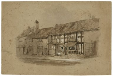 Shakespeare's Birthplace [graphic] / [George Rowe].