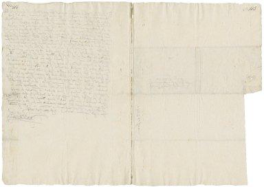 Letter from Richard Broughton (Richard Bagot's son-in-law), Warwick Inn, to Richard Bagot