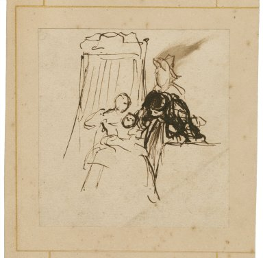 [As you like it, infancy studies for the seven ages] [graphic] / [Sir David Wilkie].