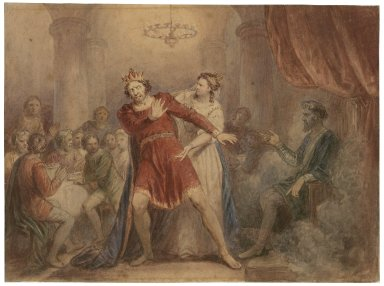 [Scenes from Macbeth and King Henry VI, pt. 2] [graphic] / [John Wright].