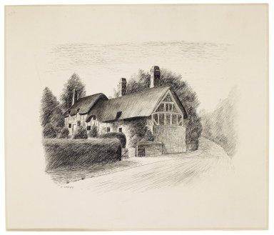 Anne Hathaway's cottage, Stratford-on-Avon