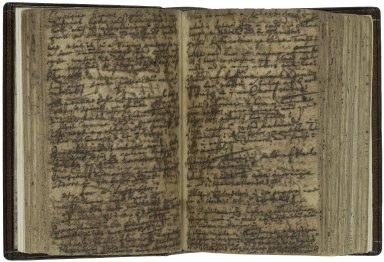 Diary of John Ward, vol. 8