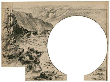[Winter's tale] act II, scene 3rd [i.e. act III, scene 3] [graphic] / [John Jellicoe].