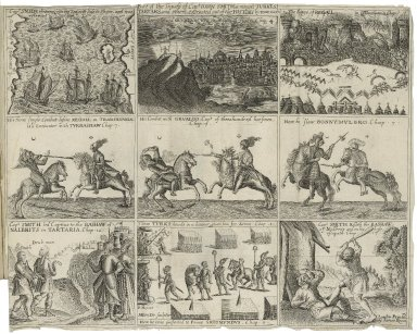 The true travels, adventures, and observations of Captaine Iohn Smith, in Europe, Asia, Affrica, and America, from anno Domini 1593. to 1629.