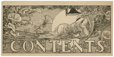 [Masthead illustrations for Lamb's Tales from Shakespeare] [graphic] / [Louis Rhead].