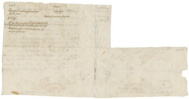 Letter from Francis Kynnersley, Badger, to Edmund Waring