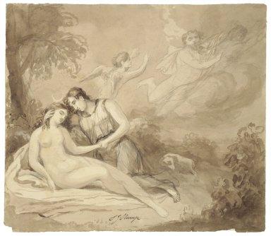 Venus and Adonis [graphic] / Samuel John Stump.