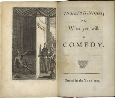 [Plays. 1709] The works of Mr. William Shakespear ...